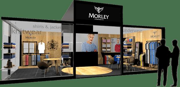 3d exhibition stand concept designs MODA
