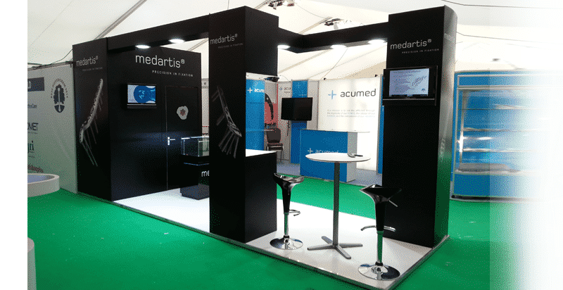 Exhibition Stand Medical : Exhibition stands stand design builders uk