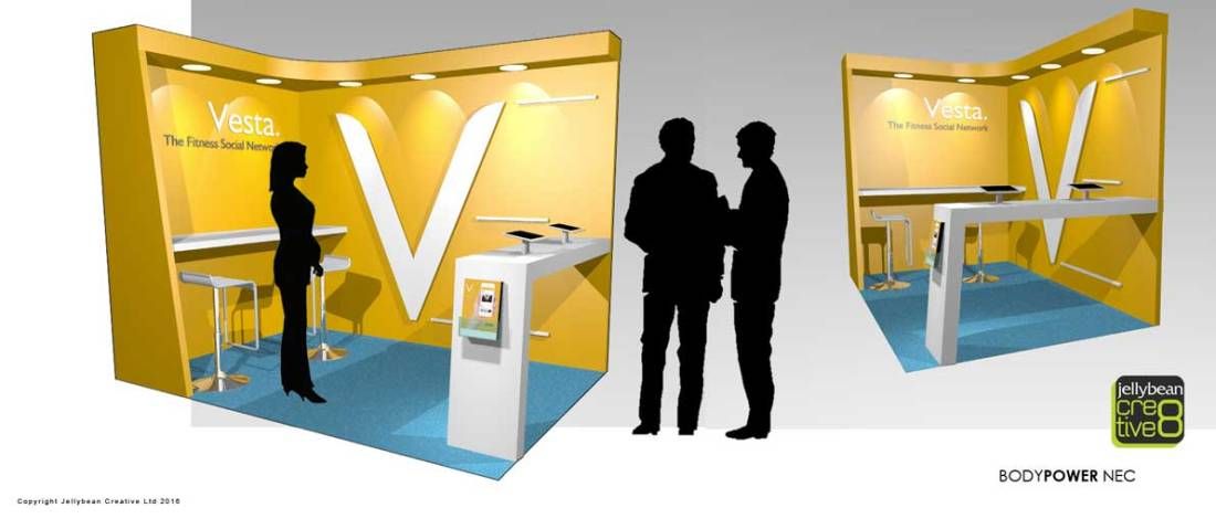 Bodypower Expo Stands : Our portfolio exhibition stands stand