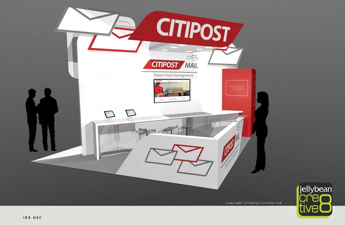 IRX Internet Retail Expo Show Citipost