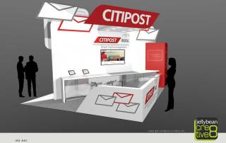 IRX Internet Retail Expo Show Citipost