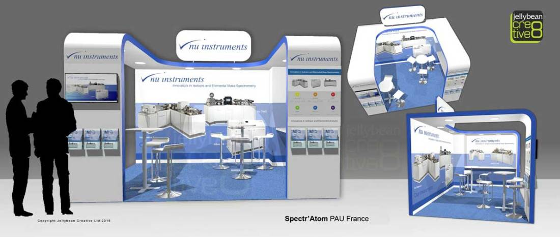 Nu Instruments Spectr'Atom PAU Paris