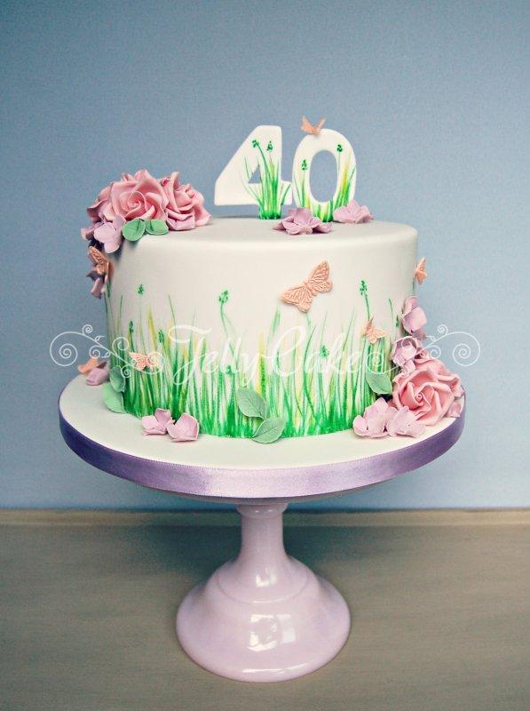 Celebration Cakes Jellycake