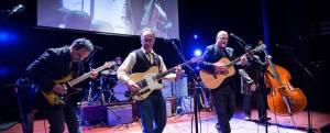 JRM at Buddy Holly Tribute. Photo by Alan Kresse