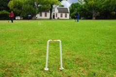 Croquet à Boschendal