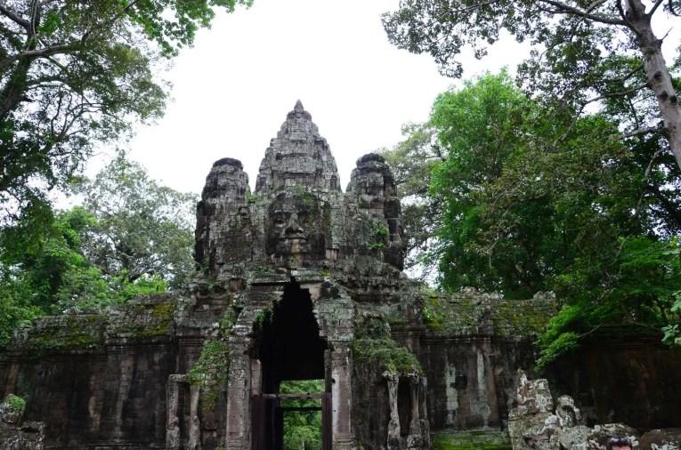 Porte d'Angkor Tom
