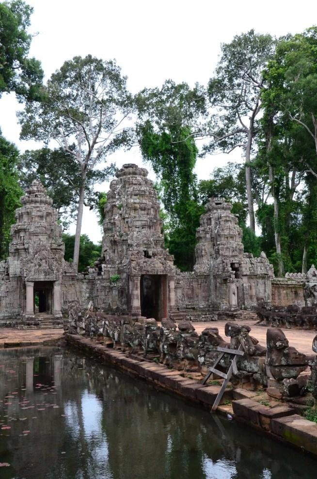 Temple du Banteai Srei