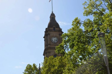 Bibliothèque de Melbourne Australie