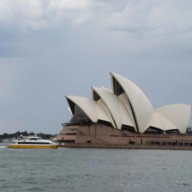 Opéra de Sydney Australie
