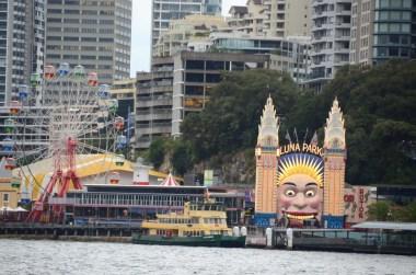 Luna Park Sydney Australie