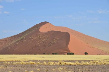 Dunes rouges