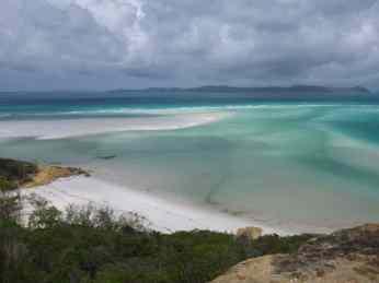 Whiteheaven beach Whitsundays Australie