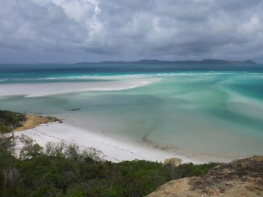 Whiteheaven beach Whitsundays Australie