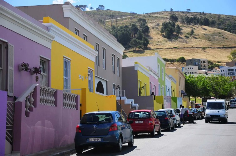 Perspective à Bo Kaap