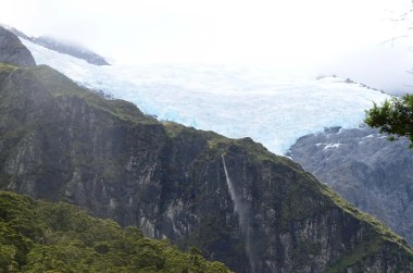 Bonar Glacier Nouvelle Zélande