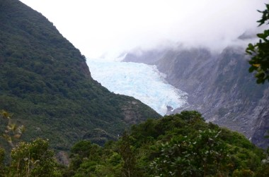 Franz Joseph Glacier Nouvelle Zélande