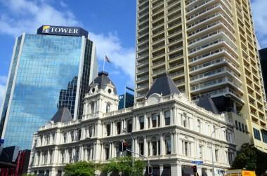 Ancien rencontre neuf Auckland Nouvelle Zélande