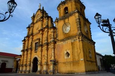 Eglise nicaraguéenne