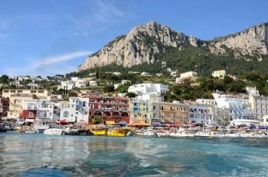 Port de Capri