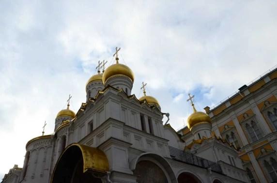 Cathédrale de l'Assomption, Kremlin