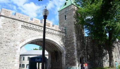 Porte d'entrée de Québec