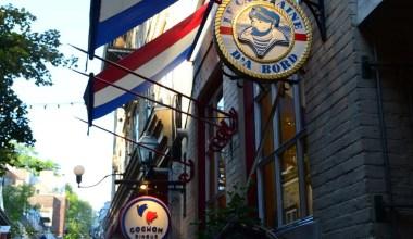 Restaurant à Québec