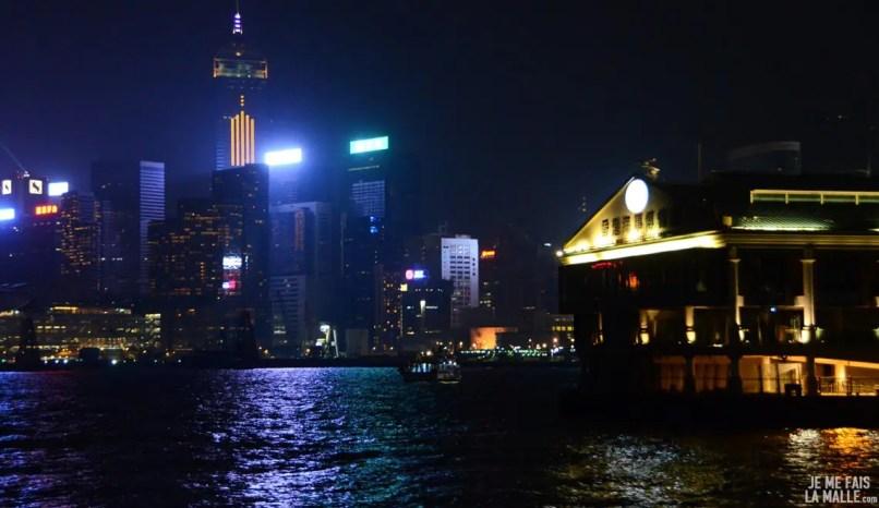 Port de Hong Kong Island