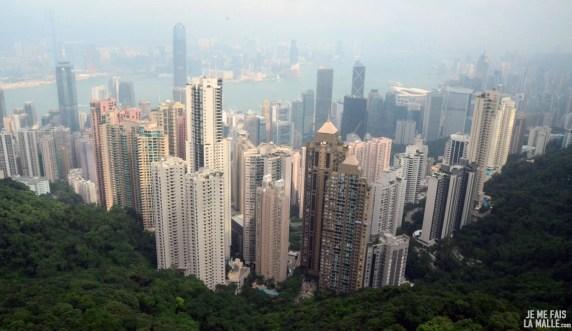 Victoria Peak de Hong Kong