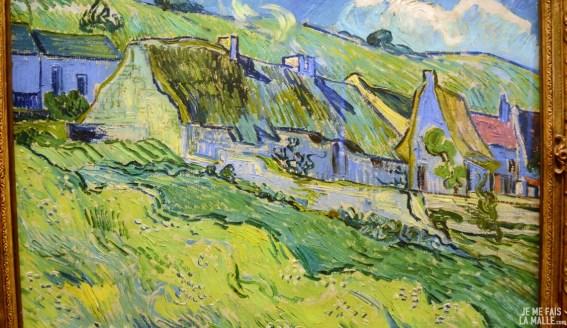 Van Gogh Chaumières