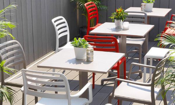 je meubles mobilier pour restaurants