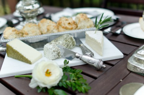 How-To: Simple Cheese Plate