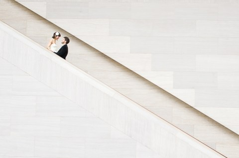 Simply Stunning: DC Courthouse Wedding