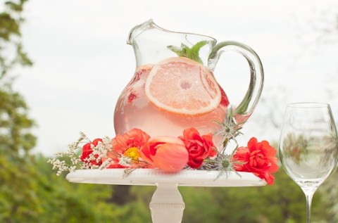 How-To: Sparkling Grapefruit Sangria