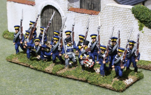 """Vorwärts!"""" – Some Prussian Units for Waterloo 
