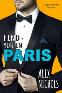 Find You in Paris Book Cover