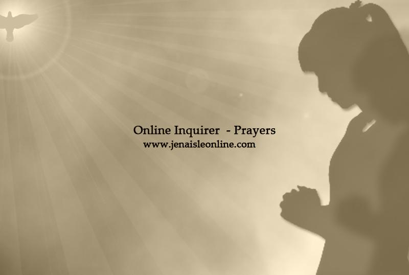 class prayer