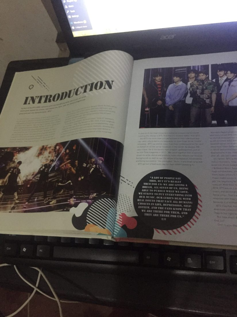 BTS Book
