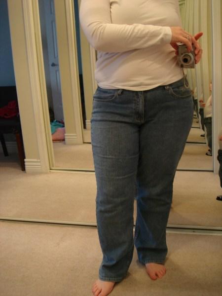 Regular Joe-Schmoe Jeans