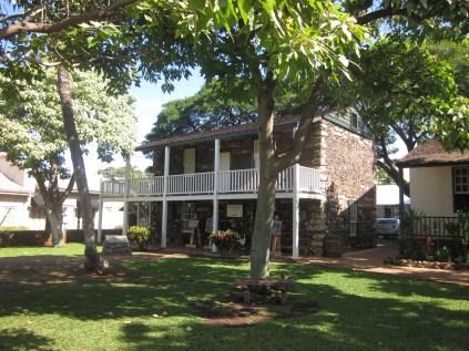 Baldwin Historic Museum at Lahaina