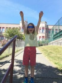 Last day of grade 2!
