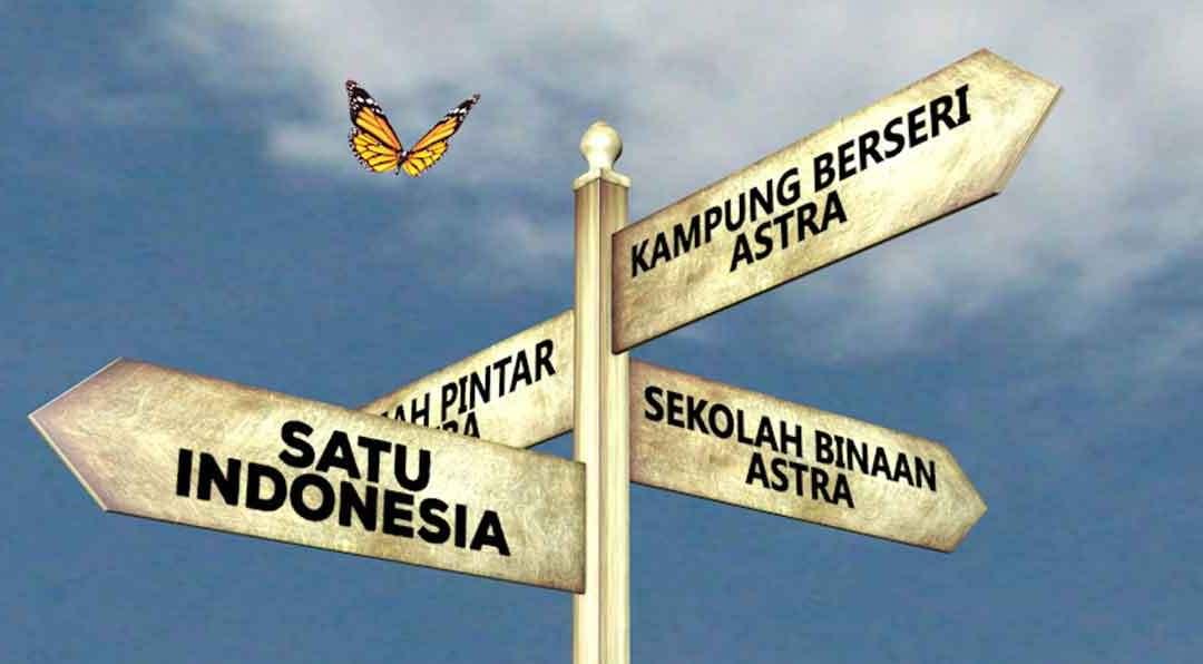 4 Dekade Kontribusi Sosial Astra Untuk Indonesia