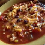 Pumpkin Chicken Chili – New Way to Get Your Family to Eat More Vegetables!  Recipe ReDux Post