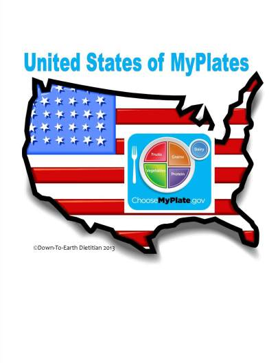 United States of MyPlates