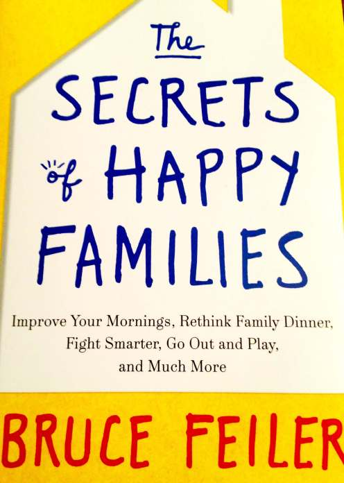 Secrets to Happier Families