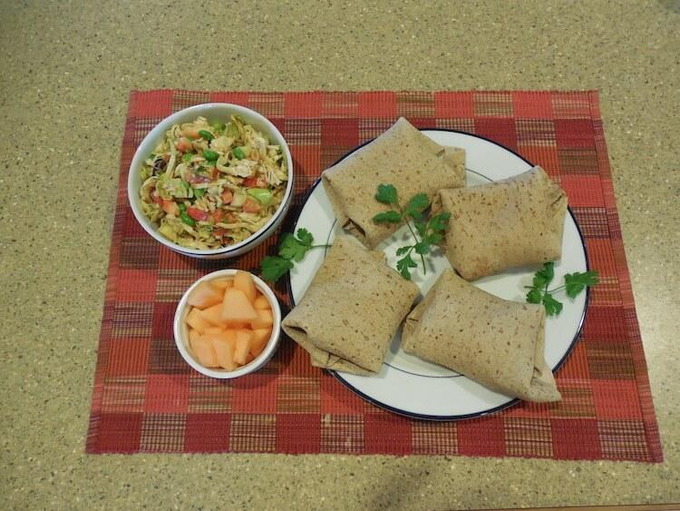 thai-veggie-wraps