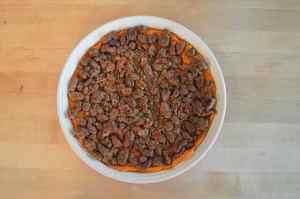 sweet potato pecan streusel casserole