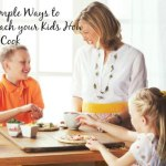Teaching Kids How to Cook – Lessons from Registered Dietitians
