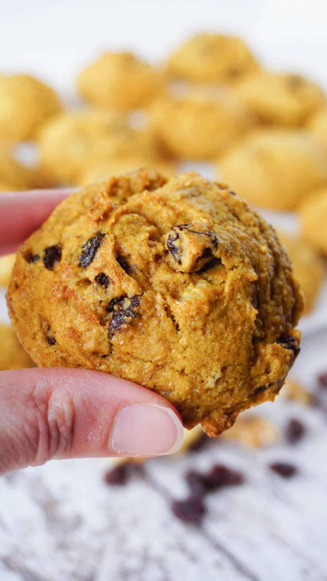 Pumpkin Cookies Kitchen