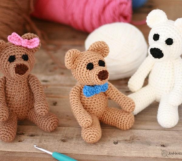 Small Animal Collection: Bears