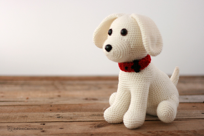 25 Free Amigurumi Dog Crochet Patterns to Download Now! | 533x800